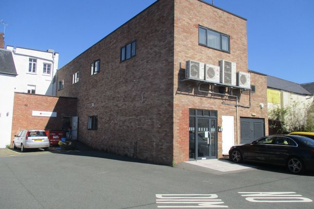 Office to let in Church Street, Monmouth