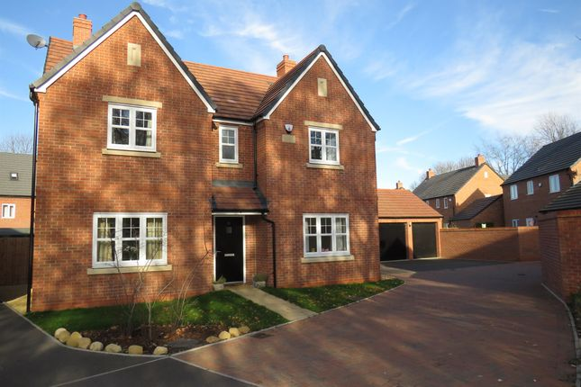 Thumbnail Detached house for sale in Ubique Avenue, Meon Vale, Stratford-Upon-Avon