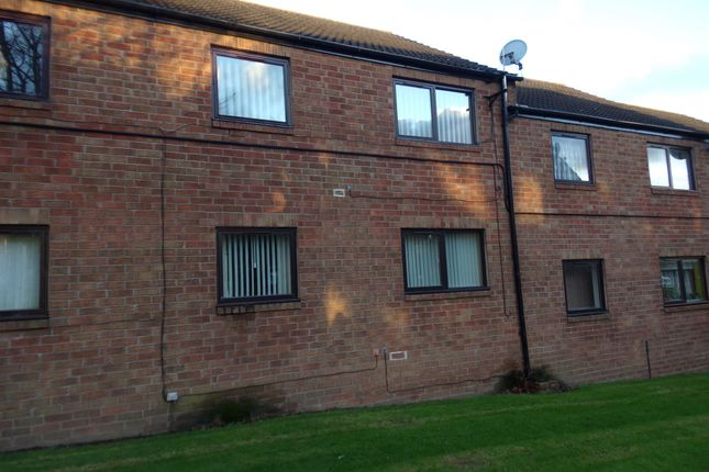 Thumbnail Flat for sale in Cawledge View, Alnwick