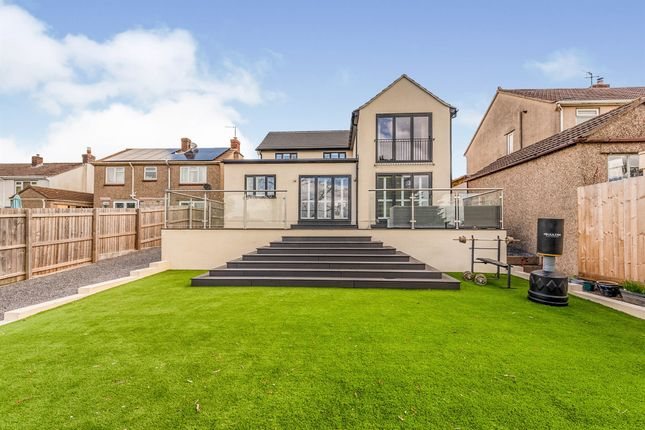 Thumbnail Detached house for sale in Beechwood Avenue, Frome