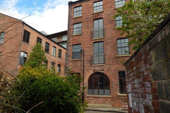 Thumbnail Flat for sale in Dye Works Neptune Street, Leeds