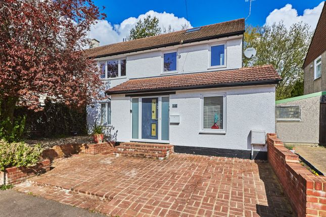 4 bed semi-detached house for sale in Francis Avenue, St. Albans, Hertfordshire AL3