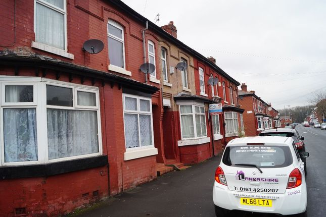 Thumbnail Terraced house for sale in Heald Place, Rusholme