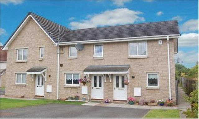 Thumbnail End terrace house to rent in Targe Wynd, Wallace Park, Stirling, Stirlingshire