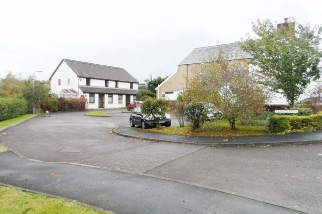 Thumbnail Terraced house to rent in Porthyrhyd, Carmarthen