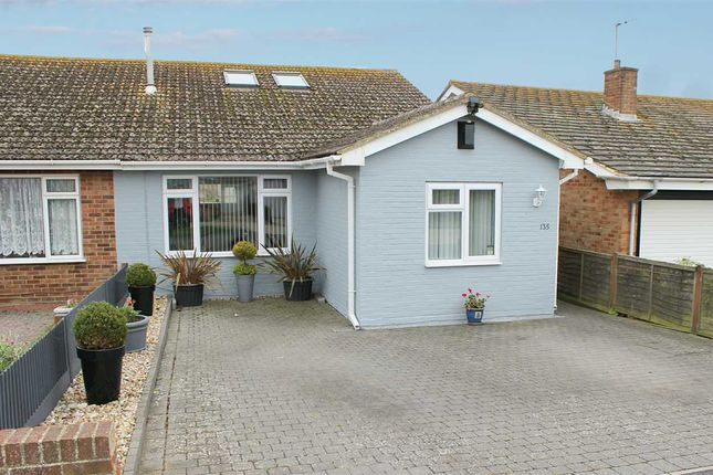 Thumbnail Bungalow for sale in Rowe Avenue North, Peacehaven