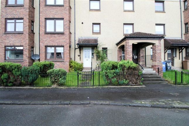 Thumbnail Flat for sale in Craigbanzo Street, Clydebank