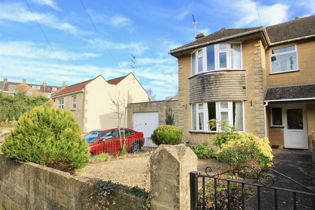 Thumbnail Property for sale in Rock Lane, Combe Down, Bath