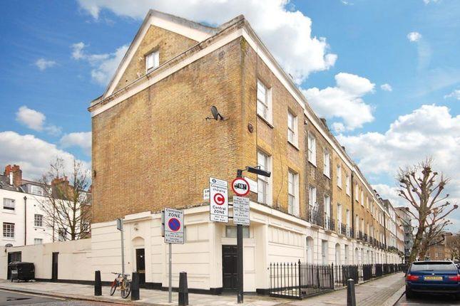 Thumbnail Block of flats for sale in 35 Swinton Street, Kings Cross, London