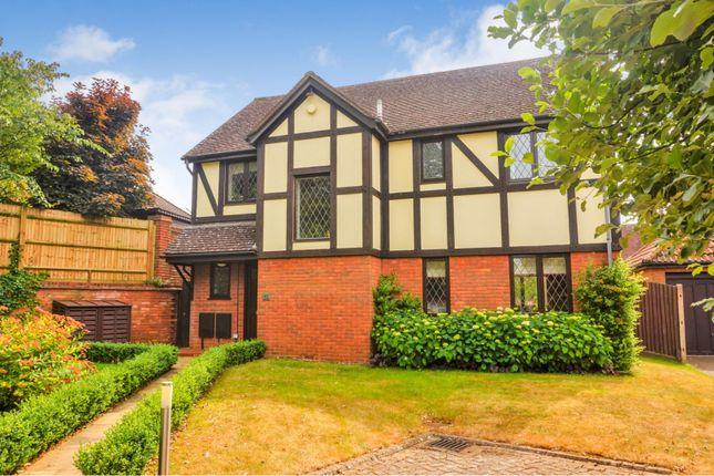 Thumbnail Detached house for sale in Harrowlands Park, Dorking