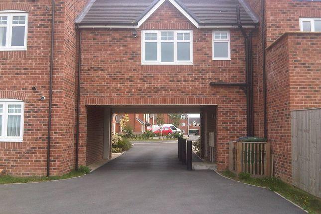 Thumbnail Flat to rent in Bracken Way, Harworth, Doncater