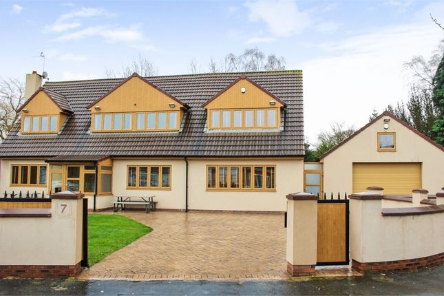 Thumbnail Detached house for sale in Ladypool, Hale Village, Liverpool, Lancashire