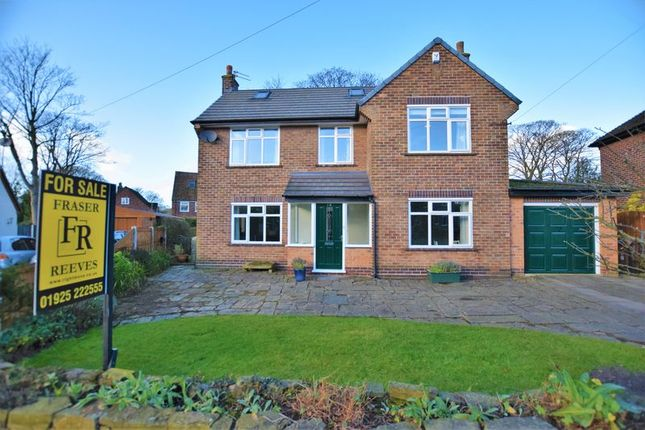 Thumbnail Detached house for sale in Holford Way, Newton-Le-Willows