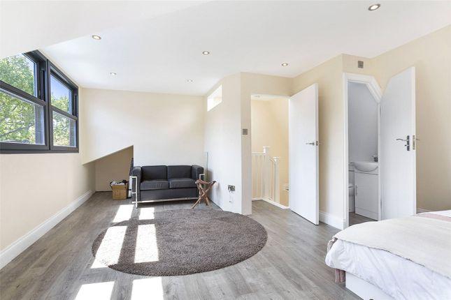 Bedroom of Old Compton Street, Soho, London W1D