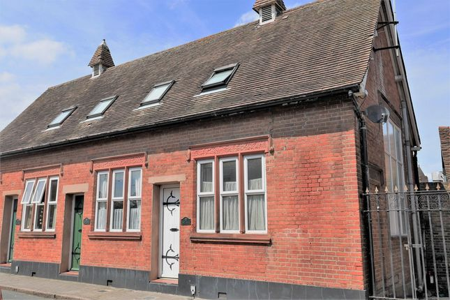 Thumbnail End terrace house for sale in Lord Street, Hoddesdon