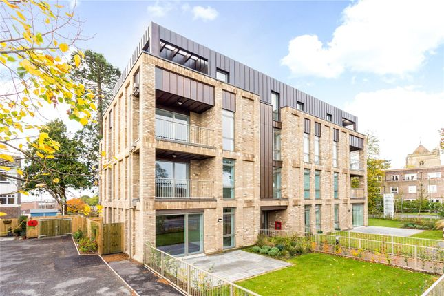 Thumbnail Flat for sale in Beacon Heights, 4 Church Road, Haywards Heath, West Sussex