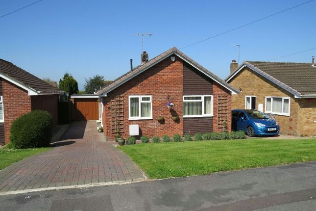 Thumbnail Detached bungalow for sale in Somerville Road, Sandford, Winscombe