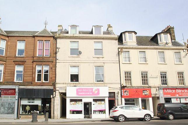 Thumbnail Flat for sale in 17, High Street, Flat 1, Lanark ML117Lu