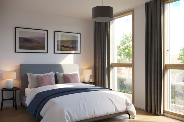 Bedroom  of Lord Clyde View, Chatham ME4