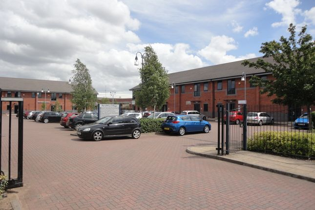 Office to let in North Road, Loughborough