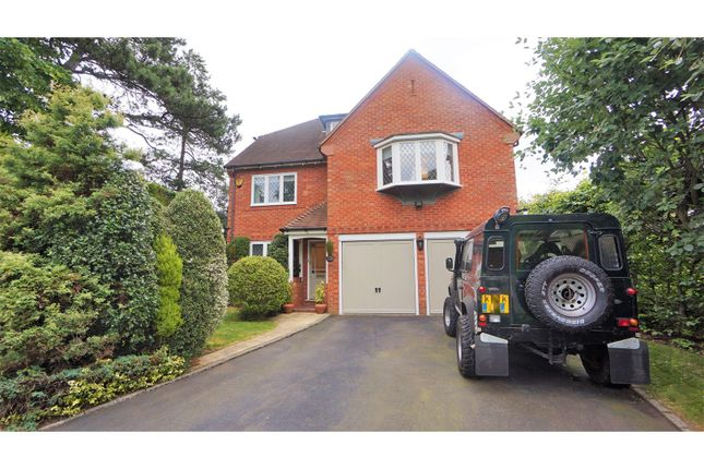 Thumbnail Detached house for sale in The Boulevard, Sutton Coldfield