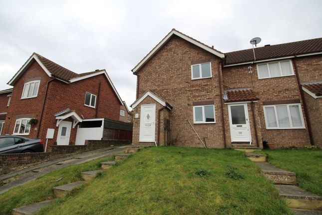 Thumbnail Property to rent in Colchester Close, Chatham