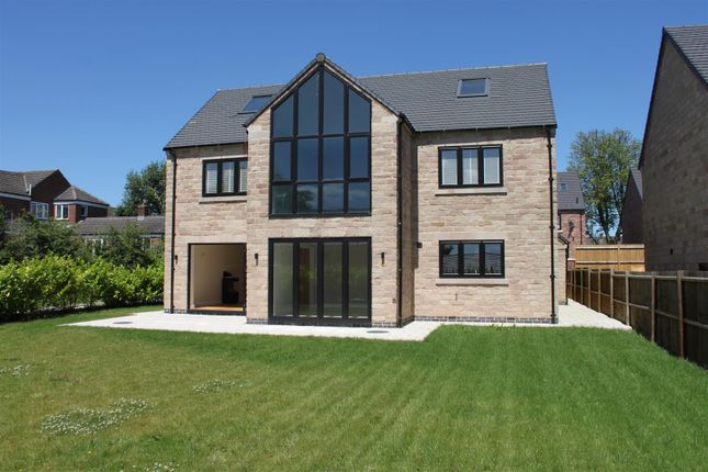 Thumbnail Detached house for sale in Main Road, Hulland Ward, Ashbourne, Derbyshire