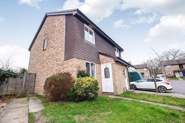 Thumbnail Semi-detached house to rent in Rockington Way, Crowborough