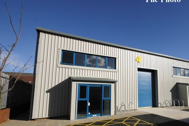 Thumbnail Industrial for sale in The Polaris Centre, Welwyn Garden City