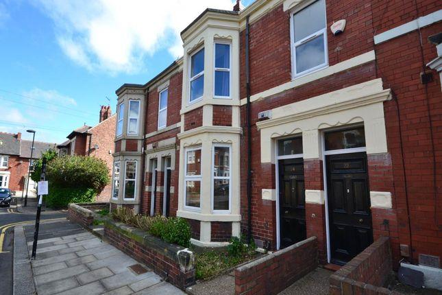 Thumbnail Flat to rent in Deuchar Street, Jesmond, Newcastle Upon Tyne