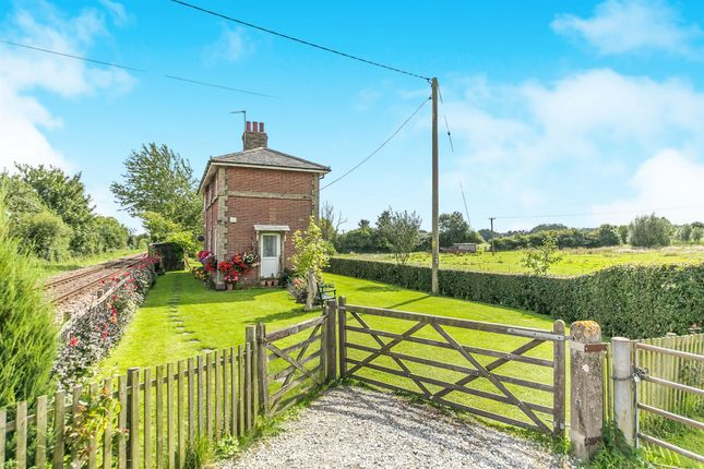 Thumbnail Detached house for sale in Bures Road, Little Cornard, Sudbury