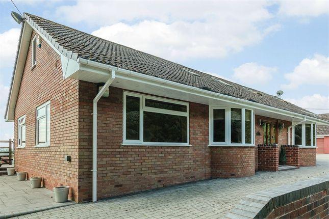 Thumbnail Detached bungalow for sale in Orton Lane, Wolverhampton, Staffordshire
