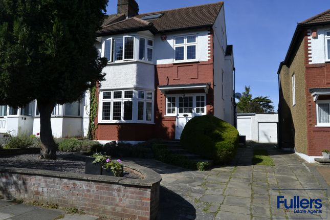 Thumbnail Semi-detached house for sale in Park View, London