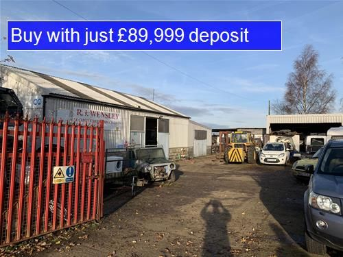 Thumbnail Commercial property for sale in LN1, Ingham, Lincolnshire