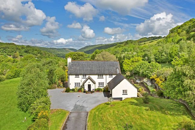 4 bed detached house for sale in Hawkmoor Parke, Bovey Tracey, Newton Abbot