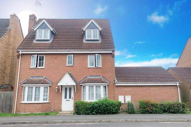 Thumbnail Property to rent in Geddington Road, Peterborough