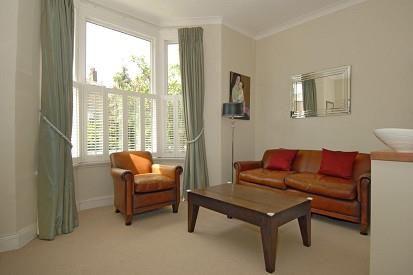 Living Room of Richmond, London TW10
