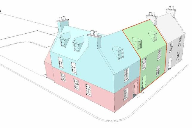 Thumbnail Town house for sale in High Street, Grantown-On-Spey