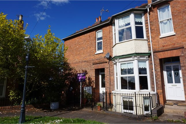 Thumbnail End terrace house for sale in Highfield Terrace, Leamington Spa