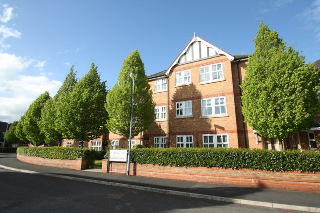 Thumbnail Flat to rent in 6 Eccleston Court, Harthill Close, Kingsmead, Northwich, Cheshire