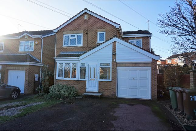 Thumbnail Detached house for sale in Meadowcroft Road, Wakefield