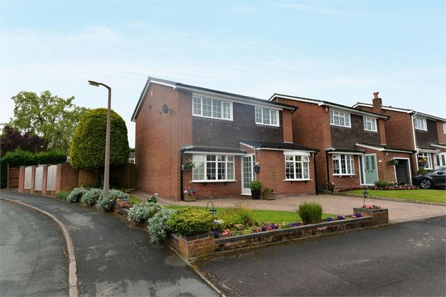Thumbnail Detached house for sale in Kingfisher Crescent, Fulford, Stoke-On-Trent, Staffordshire