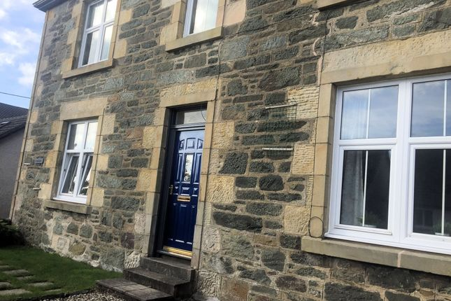 Thumbnail Flat for sale in Lower Burnside House St Clair Road, Ardrishaig