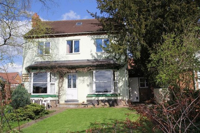 Thumbnail Detached house for sale in Merrimans Hill Road, Worcester