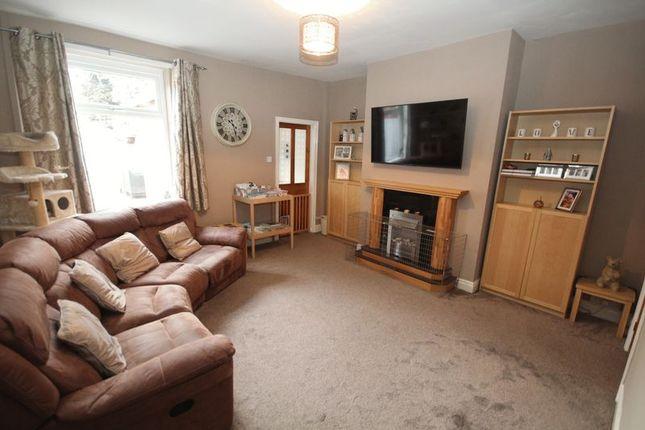 Lounge of Grimes Street, Norden, Rochdale OL12