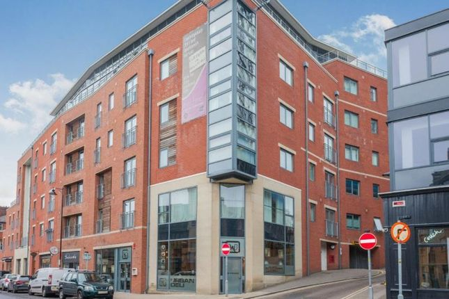 Thumbnail Flat for sale in Vicar Lane, Sheffield