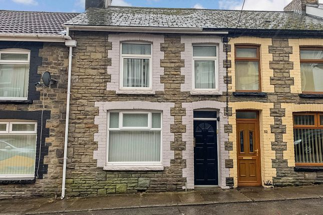 Thumbnail Terraced house for sale in Duke Street, Abertillery