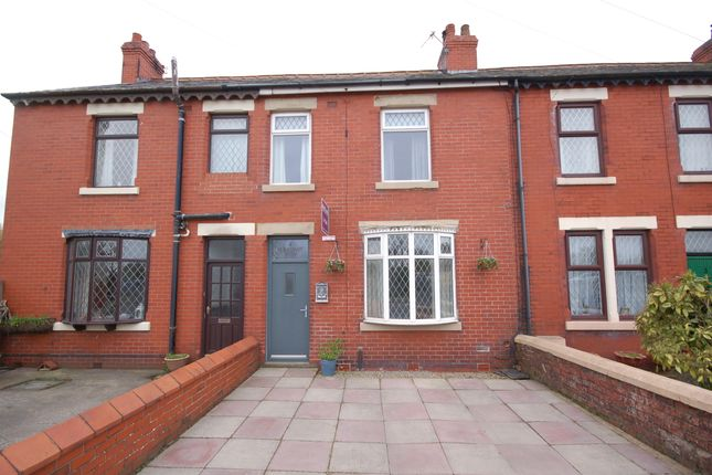 Thumbnail Terraced house for sale in Pleasant View, School Road, Blackpool