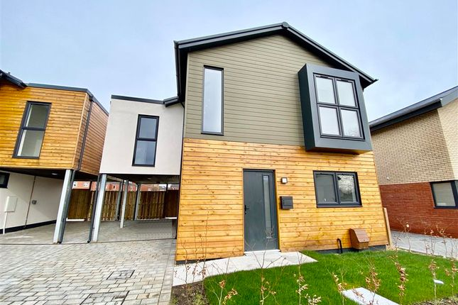 Thumbnail Detached house for sale in Forrest Drive, Hempstead, Peterborough