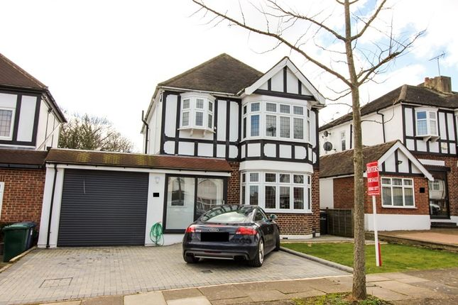 Thumbnail Detached house for sale in Holyrood Road, New Barnet, Barnet